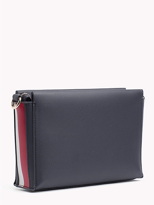 TOMMY HILFIGER Effortless Saffiano Crossover Bag - CORPORATE - TOMMY HILFIGER Crossbody Bags - detail image 1