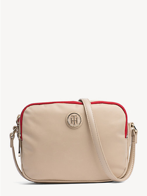 TOMMY HILFIGER Small Crossover Bag - WARM SAND - TOMMY HILFIGER Crossbody Bags - main image