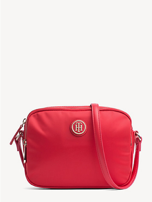 TOMMY HILFIGER Small Crossover Bag - TOMMY RED - TOMMY HILFIGER Crossbody Bags - main image