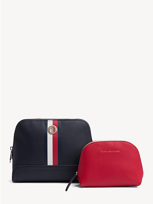 TOMMY HILFIGER Two In One Washbag - CORPORATE - TOMMY HILFIGER Make-up Bags - main image