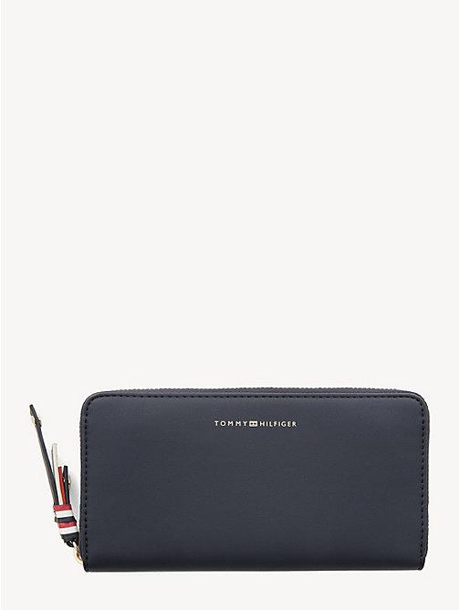 569e49d1202 TOMMY HILFIGERLarge Leather Zip-Around Wallet