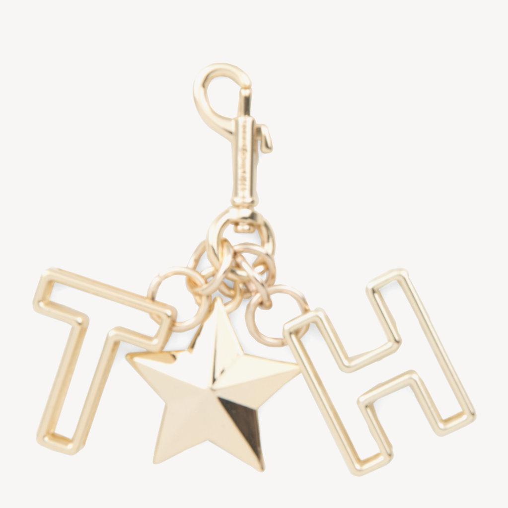 Tommy Hilfiger - Llavero con colgante de estrella - 1