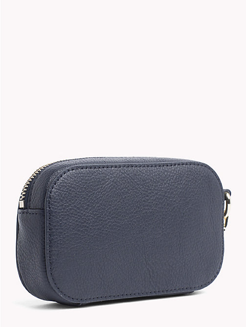TOMMY HILFIGER TH Core Wristlet Pouch - BLACK - TOMMY HILFIGER Clutch Bags - detail image 1