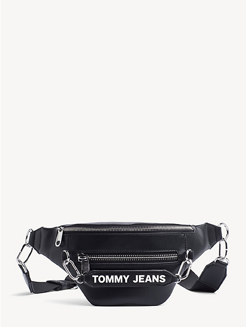 TOMMY JEANS Sac banane Tommy Jeans - BLACK - TOMMY JEANS Chaussures & accessoires - image principale