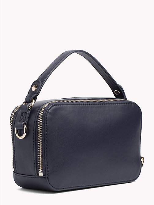 TOMMY HILFIGER Cool Tommy Mini Trunk Bag - TOMMY NAVY - TOMMY HILFIGER NEW IN - detail image 1