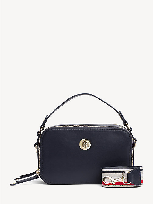 TOMMY HILFIGER Cool Tommy Mini Trunk Bag - TOMMY NAVY - TOMMY HILFIGER Crossbody Bags - main image