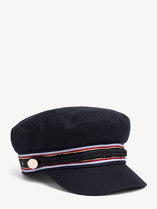 TOMMY HILFIGER Cap met stars & stripes - TOMMY NAVY - TOMMY HILFIGER NIEUW - main image