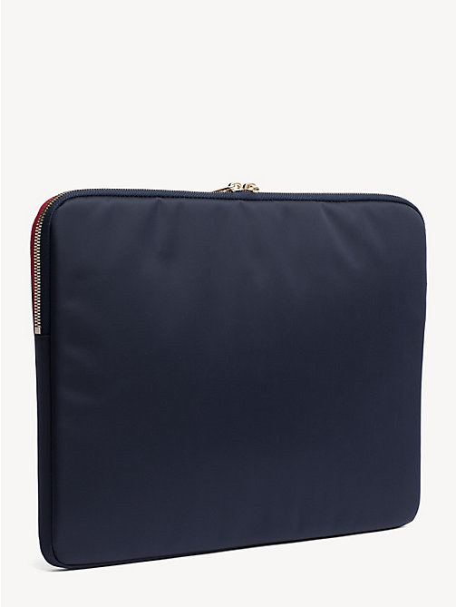 TOMMY HILFIGER Signature Tape Laptop Sleeve - CORPORATE - TOMMY HILFIGER Satchel Bags - detail image 1