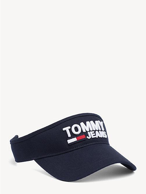 TOMMY JEANSTommy Jeans Logo Visor 33ca924d91fc