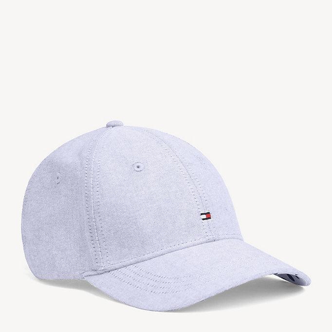 36d74c3442 Chambray Cotton Baseball Cap