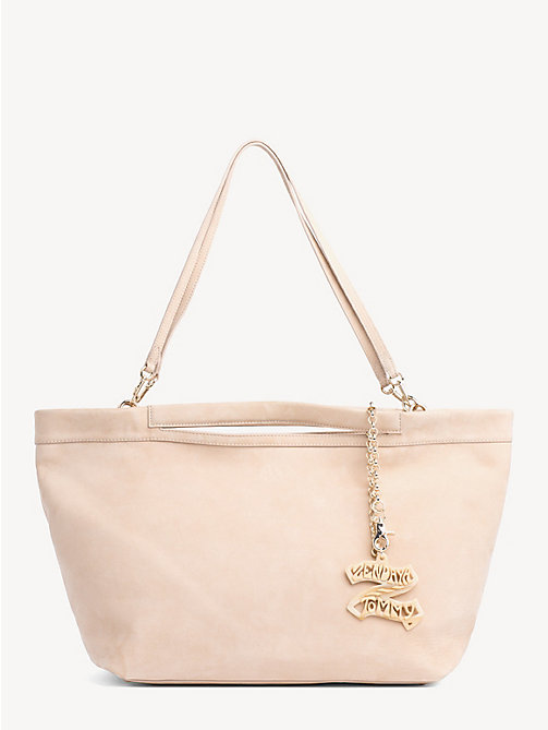 TOMMY HILFIGERZendaya Pure Leather Shopper 086e1b235