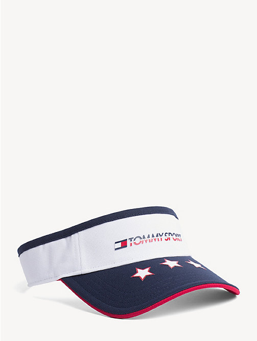 TOMMY SPORT Star Logo Visor - CORPORATE - TOMMY SPORT Caps & Beanies - main image