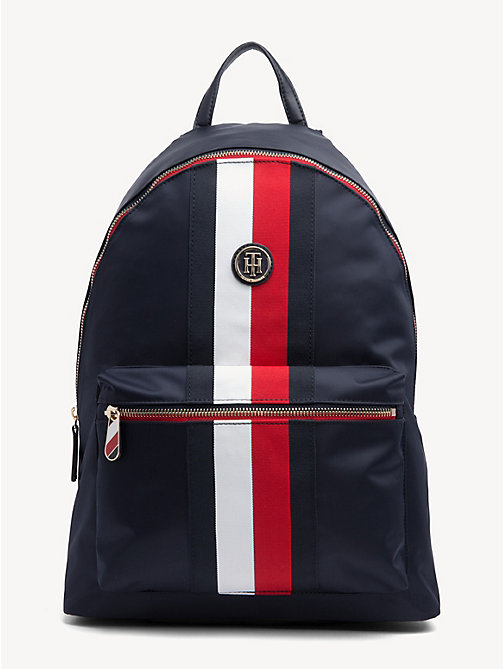 abc6d8e95c TOMMY HILFIGERSignature Tape Laptop Backpack