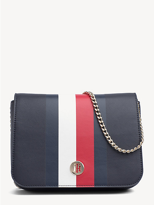 TOMMY HILFIGER Crossovertas met monogram - CORPORATE - TOMMY HILFIGER Crossbodytassen - main image