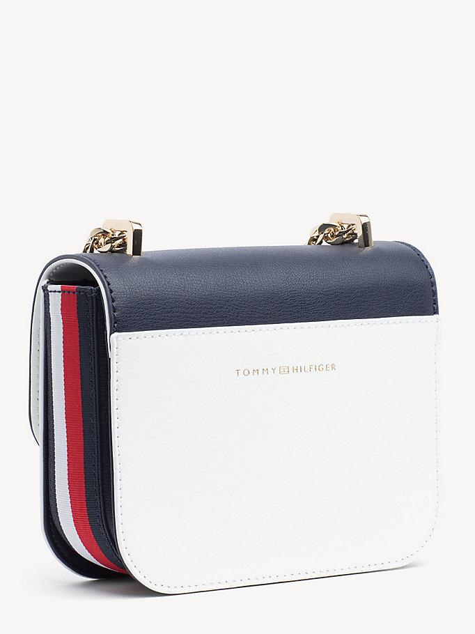 tommy hilfiger ledertasche