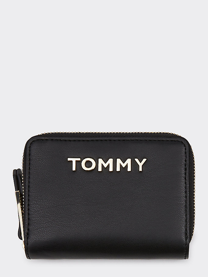 Tommy Icon Reißverschluss Brieftasche