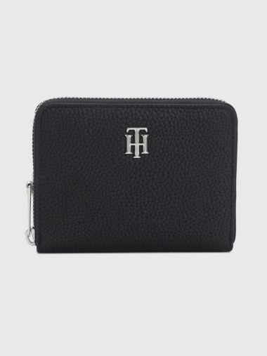 Mittelgroße Brieftasche mit Reißverschluss