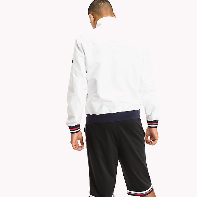 TOMMY JEANS Bomber en nylon - NAUTICAL BLUE - TOMMY JEANS Vêtements - image détaillée 1