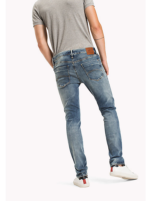 TOMMY JEANS Slim Fit Jeans - DYNAMIC TRUE LIGHT STRETCH - TOMMY JEANS Clothing - detail image 1