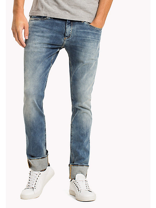 TOMMY JEANS Slim Fit Jeans - DYNAMIC TRUE LIGHT STRETCH - TOMMY JEANS Clothing - main image