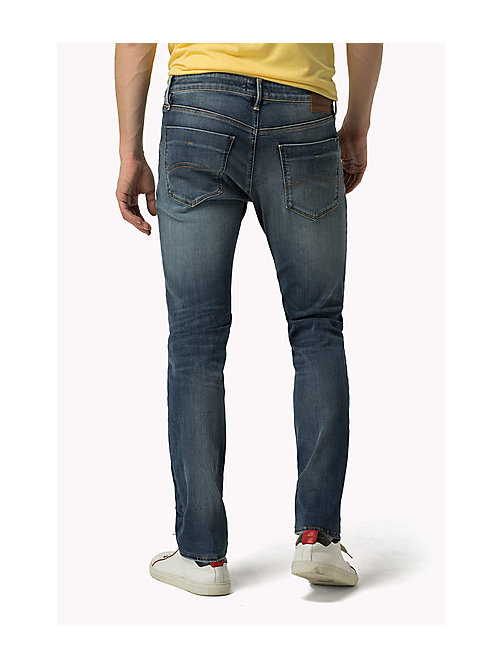 TOMMY JEANS Scanton slim fit jeans - DYNAMIC TRUE MID STRETCH - TOMMY JEANS Kleding - detail image 1