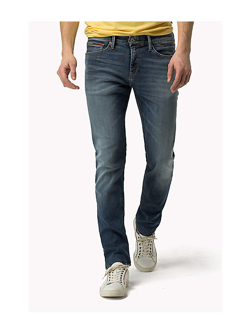 TOMMY JEANS Scanton slim fit jeans - DYNAMIC TRUE MID STRETCH - TOMMY JEANS Kleding - main image