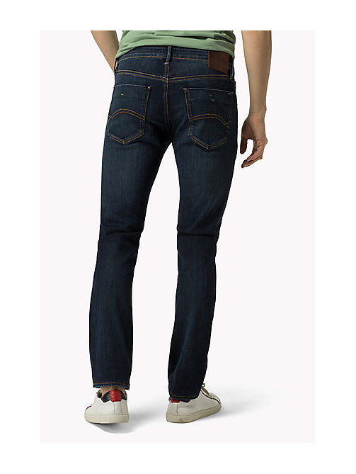 TOMMY JEANS Scanton slim fit jeans - DYNAMIC TRUE DARK STRETCH - TOMMY JEANS Kleding - detail image 1