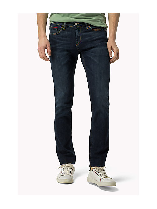 TOMMY JEANS Scanton slim fit jeans - DYNAMIC TRUE DARK STRETCH - TOMMY JEANS Kleding - main image