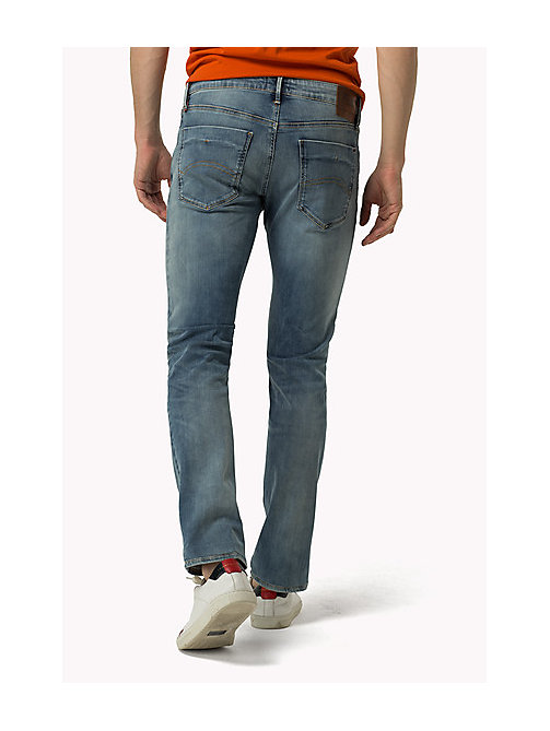 TOMMY JEANS Scanton Slim Fit Jeans - DYNAMIC TRUE RINSE STRETCH - TOMMY JEANS Jeans - detail image 1