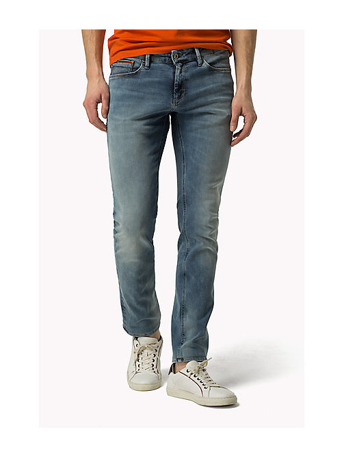 TOMMY JEANS Scanton Slim Fit Jeans - DYNAMIC TRUE RINSE STRETCH - TOMMY JEANS Jeans - main image