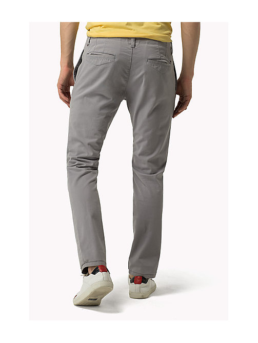 TOMMY JEANS Slim Fit Chino - SLEET - TOMMY JEANS Hosen - main image 1