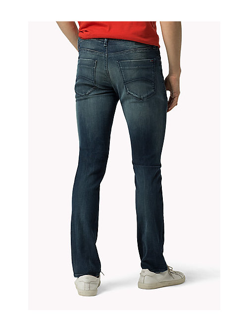 TOMMY JEANS Scanton Slim Fit Jeans - DYNAMIC AGED STRETCH DESTRUCTED - TOMMY JEANS Jeans - detail image 1