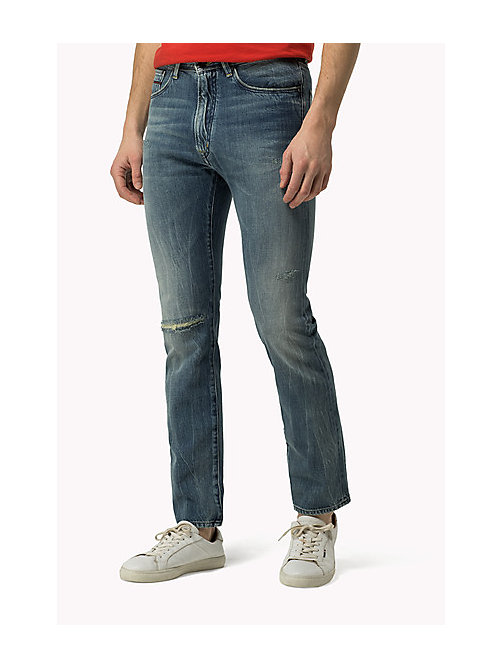 TOMMY JEANS Slim Straight Fit Jeans - REDHOOK MID RIGID - TOMMY JEANS Jeans - main image
