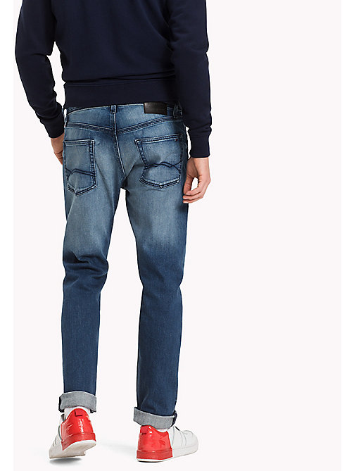TOMMY JEANS Slim Straight Fit jeans - LENOX MID BLUE COMFORT - TOMMY JEANS Jeans - detail image 1