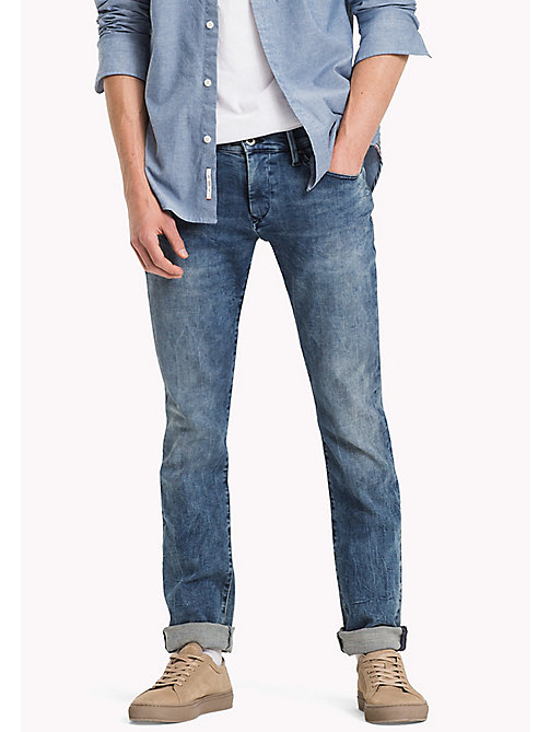 TOMMY JEANS Slim Fit Jeans - DYNAMIC DALLAS BLUE STRETCH - TOMMY JEANS Jeans - main image