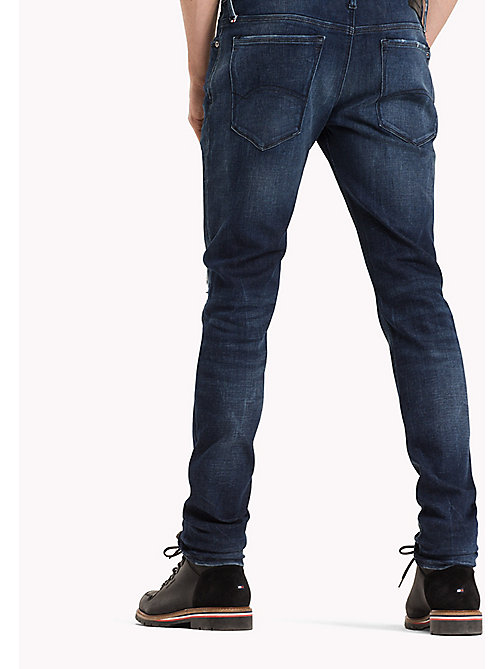 TOMMY JEANS Skinny Fit Jeans - DYNAMIC SANDIEGO BLUE STRETCH - TOMMY JEANS Jeans - detail image 1