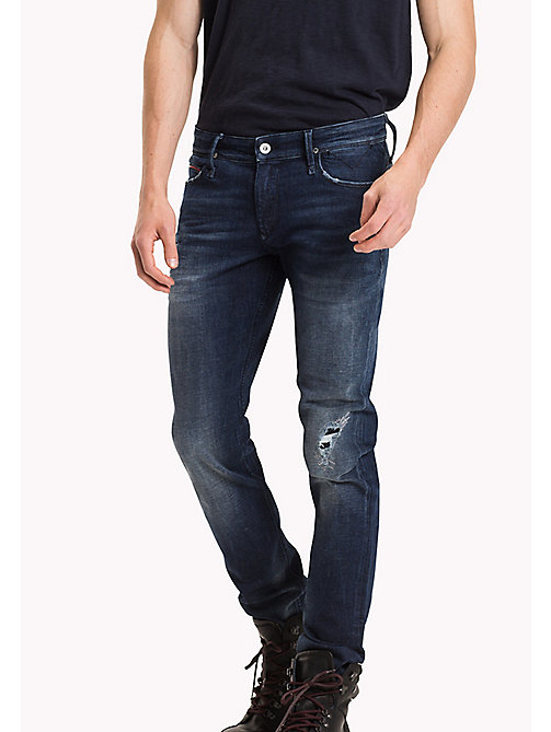 TOMMY JEANS Skinny Fit Jeans - DYNAMIC SANDIEGO BLUE STRETCH - TOMMY JEANS Jeans - main image
