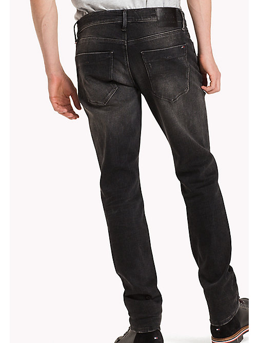 TOMMY JEANS Slim Fit Jeans - DYNAMIC URBAN BLACK STRETCH - TOMMY JEANS Jeans - detail image 1