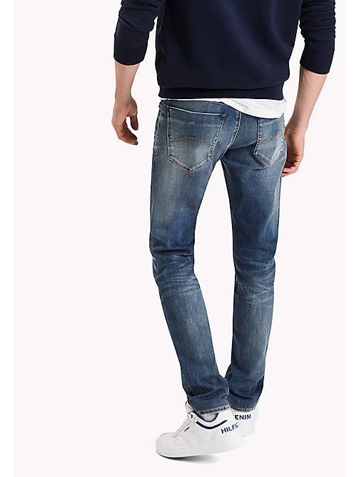 TOMMY JEANS Slim Fit Jeans - DYNAMIC X MODERN MID BLUE STRETCH - TOMMY JEANS Jeans - detail image 1