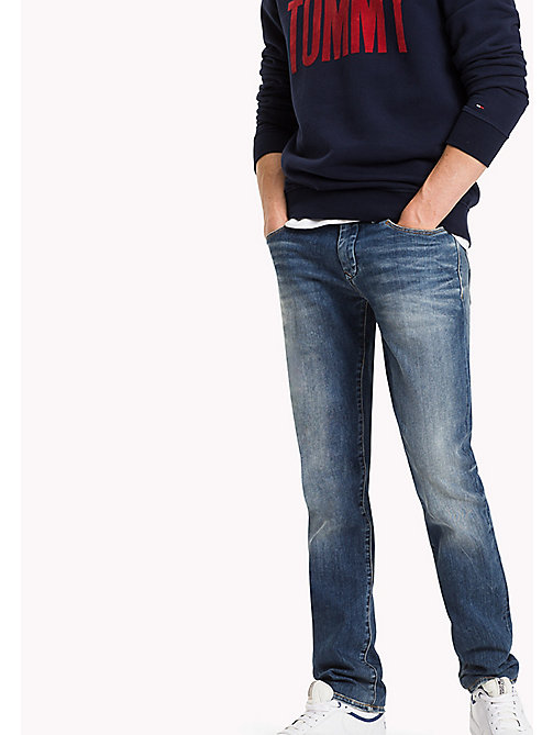 TOMMY JEANS Slim Fit Jeans - DYNAMIC X MODERN MID BLUE STRETCH - TOMMY JEANS Jeans - main image
