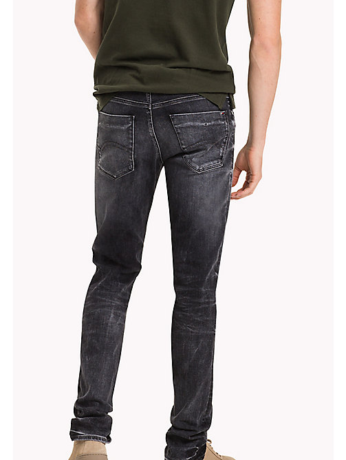 TOMMY JEANS Slim Fit Jeans - DYNAMIC X AVAND. BLACK STRETCH - TOMMY JEANS Jeans - detail image 1