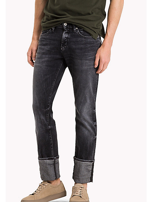 TOMMY JEANS Slim Fit Jeans - DYNAMIC X AVAND. BLACK STRETCH - TOMMY JEANS Jeans - main image