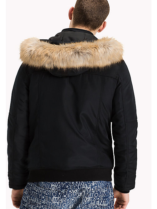 TOMMY JEANS Duurzaam polyester bomber - TOMMY BLACK - TOMMY JEANS Jassen & Jacks - detail image 1