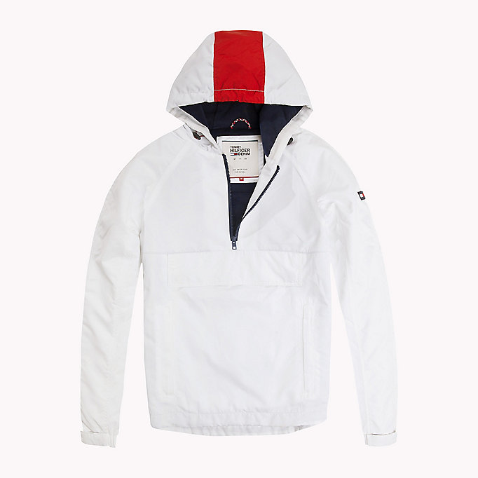 Nylon Pullover Jacket | Tommy Hilfiger | Official Website
