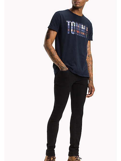 TOMMY JEANS Skinny Fit Jeans - DYNAMIC DEEP BLACK STRETCH - TOMMY JEANS Jeans - main image