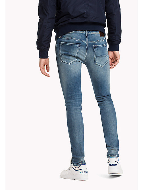 TOMMY JEANS Skinny fit jeans - DOGWOOD LIGHT BLUE STRETCH - TOMMY JEANS Jeans - detail image 1