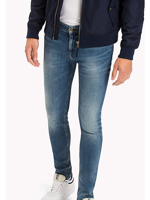 TOMMY JEANS Jeans vestibilità skinny - DOGWOOD LIGHT BLUE STRETCH - TOMMY JEANS Jeans - immagine principale