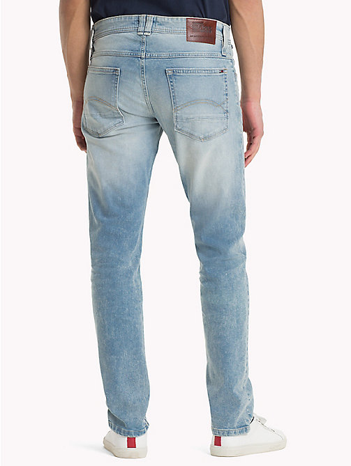 TOMMY JEANS Tapered Fit Jeans - OAK LIGHT BLUE COMFORT - TOMMY JEANS Tapered Jeans - detail image 1