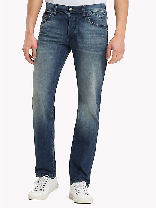 TOMMY JEANS Straight Fit Jeans - OAK MID BLUE COMFORT -  Jeans - main image
