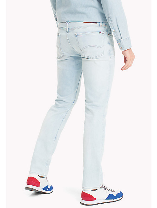 TOMMY JEANS Straight Fit Jeans - RIVER LIGHT BLUE COMFORT - TOMMY JEANS MEN - detail image 1